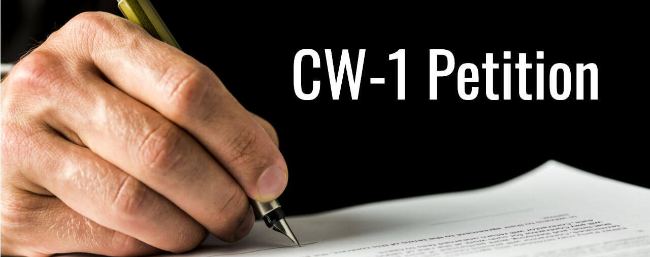 USCIS Accepting CW-1 Petitions Under CNMI Disaster Recovery Act