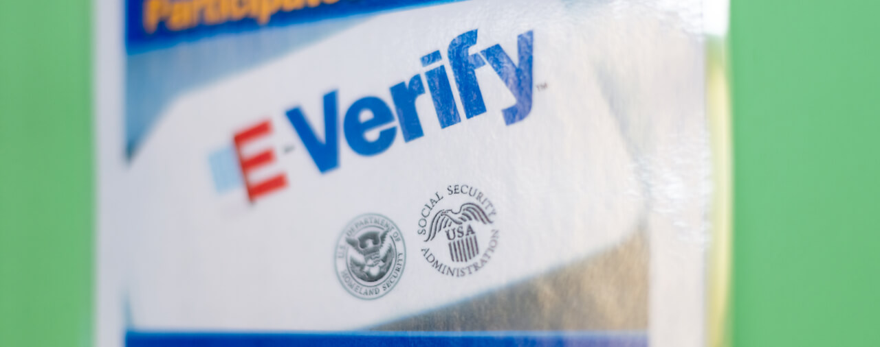 E-Verify Employers Have Through March 31, 2017, to Download Historic Records Report of E-Verify Records More Than 10 Years Old