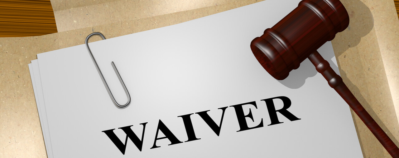 Forms for Which a Fee Waiver May be Available