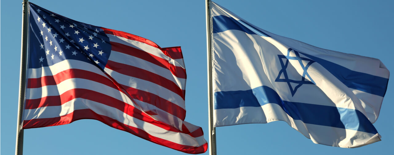 Strong Support for Israel's Right to Defend Itself from DOS and DOD
