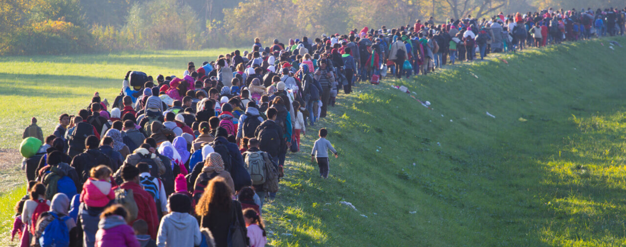Low Number of Refugees Admitted in First Half of FY 2018