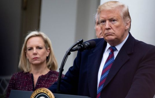 Kirstjen Nielsen out at DHS - Replaced by CBP Director Kevin McAleenan in Acting Capacity