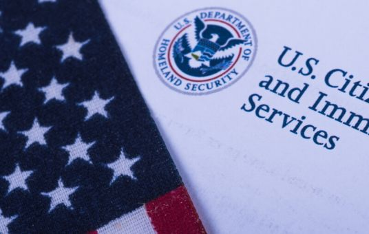 USCIS Reverts to Prior Blank Form Rejection Policy