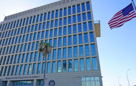 U.S. Embassy in Havana to Operate with Reduced Staffing on Permanent Basis