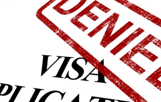 """Over 27,000 Visa Applications Denied in 2018 Due to """"Travel Ban"""""""