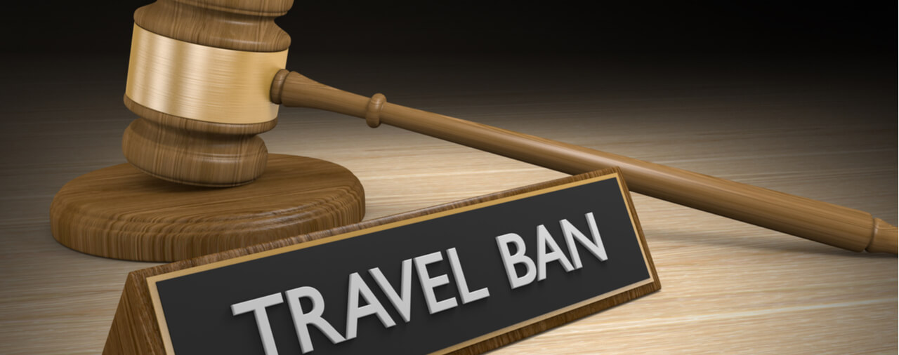 """Supreme Court Agrees to Hear """"Travel Ban"""" Case"""