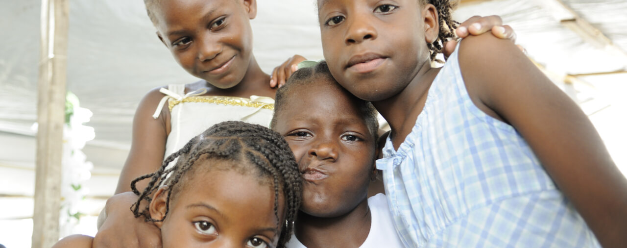 Intercountry adoption from Haiti