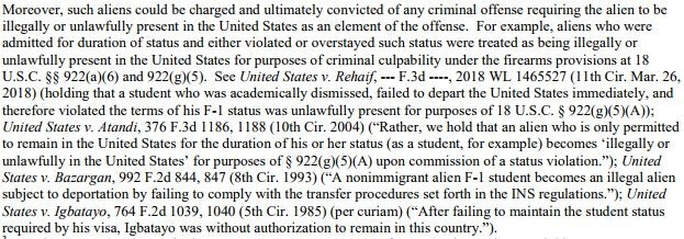 New Rules on Unlawful Presence for F, J, and M Nonimmigrants