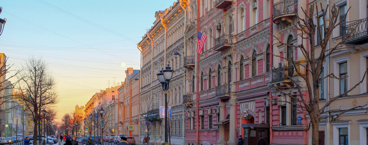 Closure of U.S. Consulate General in St. Petersburg