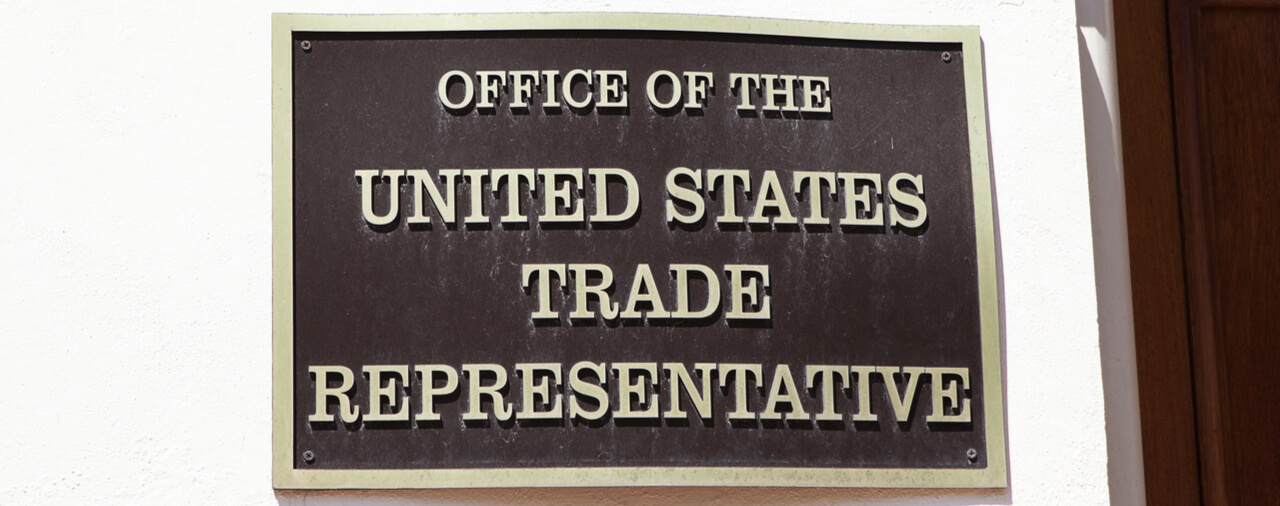Robert Lighthizer Sworn In as United States Trade Representative